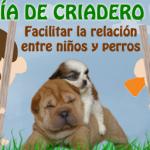 La relación entre los niños y los cachorros